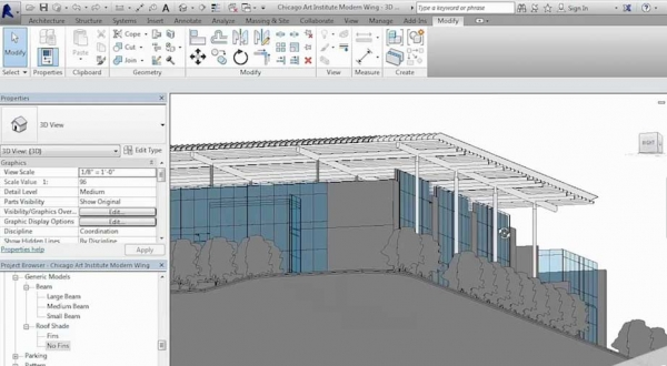 Array a Roof Like a Pro in Revit