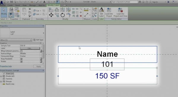 A Quick Way to Build Room Tags in Revit