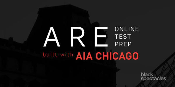 ARE Prep Curriculum with AIA Chicago